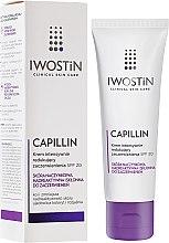 Kup Krem intensywnie redukujący przebarwienia SPF 20 - Iwostin Capillin Intensive Cream SPF 20