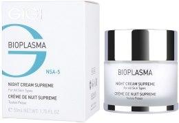 Kup Krem odżywczy na noc - Gigi Bioplasma Night Cream Supreme