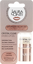 Kup Super nawilżający żel do ust - Laura Conti Crystal Clear Hydro Lip Gel