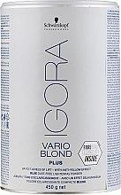 Kup Bezpyłowy puder rozświetlający - Schwarzkopf Professional Igora Vario Blond Plus