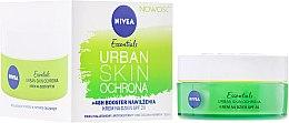 Kup Nawilżający krem ochronny na dzień SPF 20 - Nivea Essentials Urban Skin Defense Day Cream
