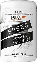 Kup Rozjaśniający puder do włosów - Fudge Speed Powder Lightener
