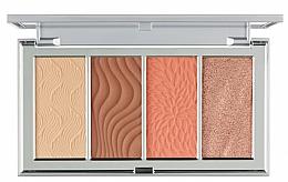Kup Paleta do konturowania twarzy - PUR 4-In-1 Skin Perfecting Powders Face Palette