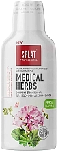 Kup Płyn do płukania jamy ustnej - SPLAT Medical Herbs Mouthwash