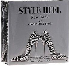Kup Jean-Pierre Sand Style Heel New York - Woda perfumowana