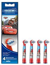 Kup Wymienne końcówki do szczoteczki elektrycznej do zębów dla dzieci, EB10-4 - Oral-B Stages Power Disney Replacement Brush Heads