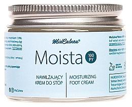 Kup Nawilżający krem do stóp - MiaCalnea Moisturizing Foot Cream
