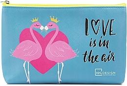 Kup Kosmetyczka z flamingami - IDC Institute Design Accessories Cosmetig Bag