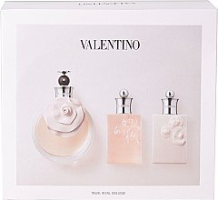 Kup Valentino Valentina - Zestaw (edp/80ml + sh/gel/50ml + b/l/50ml)