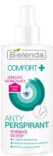 Kup Antyperspirant w mgiełce do stóp - Bielenda Comfort+