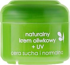 Kup Naturalny krem oliwkowy + UV do cery suchej i normalnej - Ziaja Oliwkowa