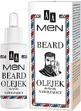 Kup Nawilżający olejek do brody - AA Men Beard Oil