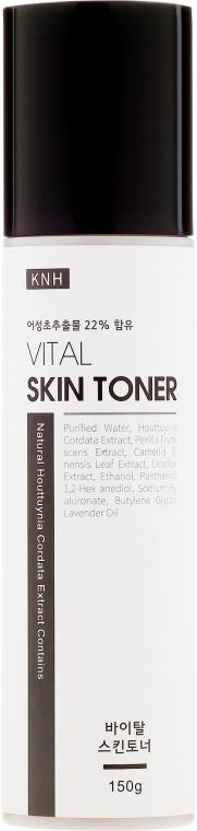Nawilżający tonik do twarzy - KNH Vital Skin Toner