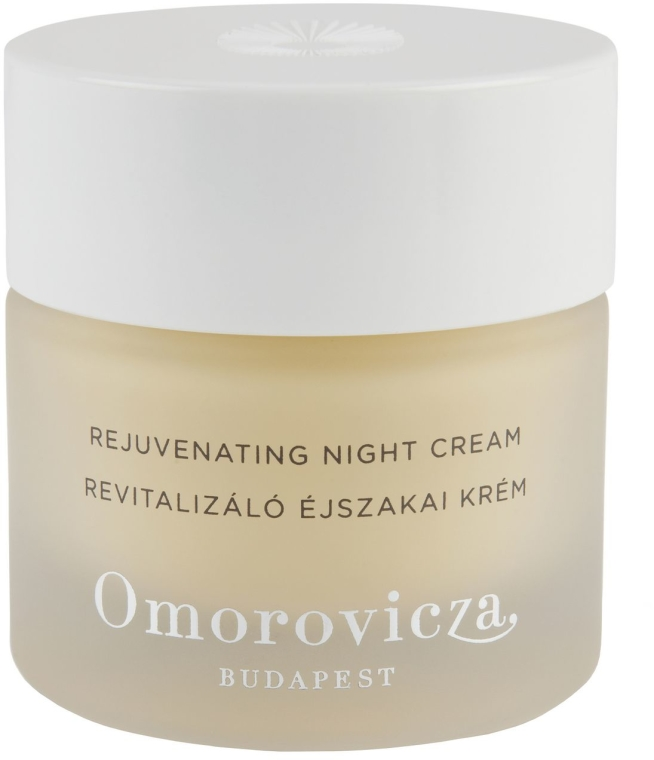Odmładzający krem do twarzy na noc - Omorovicza Rejuvenating Night Cream — фото N2