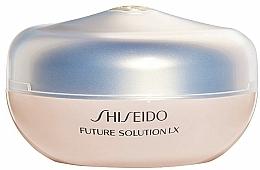 Kup Rozświetlający sypki puder do twarzy - Shiseido Future Solution LX Total Radiance Loose Powder