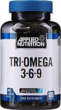 Kup Kompleks kwasów Omega w kapsułkach - Applied Nutrition TRI-Omega 3-6-9