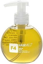 Kup Modelujący fluid do stylizacji włosów kręconych i falowanych - Hairmed F4 The Curl Brighter