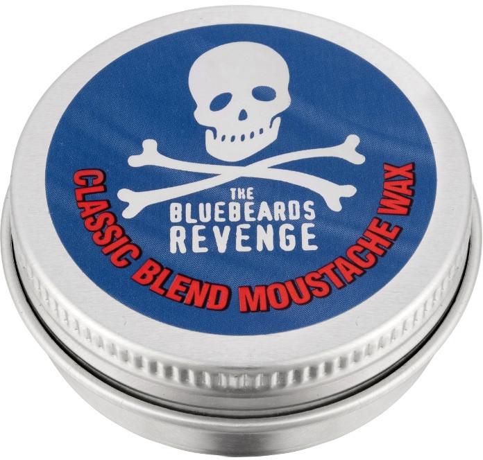 Wosk do wąsów - The Bluebeards Revenge Classic Blend Moustache Wax — фото N1