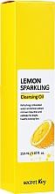 Kup Cytrynowy olejek do demakijażu - Secret Key Lemon Sparkling Cleansing Oil