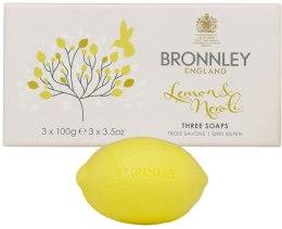 Kup Zestaw mydeł - Bronnley Lemon & Neroli Soap