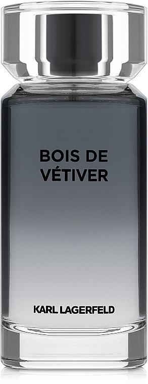 Karl Lagerfeld Bois De Vetiver - Woda toaletowa