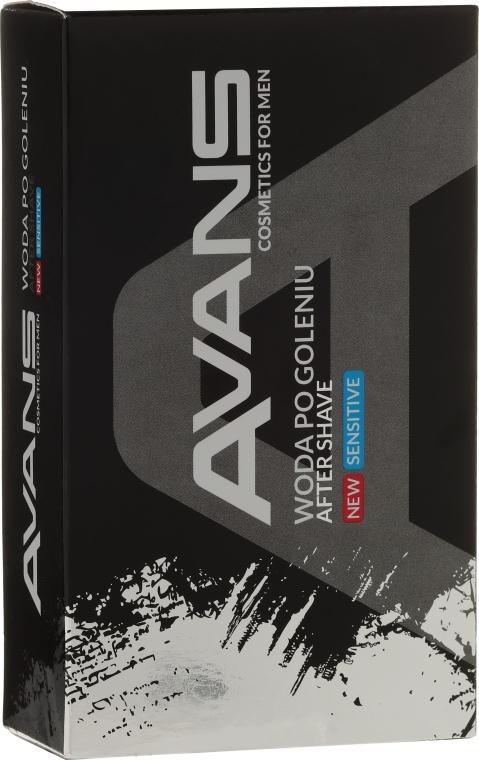 Woda po goleniu - Avans Sensitive — фото N1
