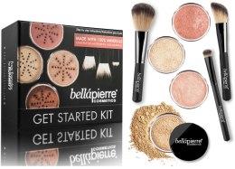 Kup Zestaw do makijażu - Bellápierre Get Started Kit