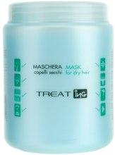 Kup Nawilżająca maska do włosów suchych z kwasem hialuronowym i d-panthenolem - ING Professional Treat Treating Mask For Dry Hair