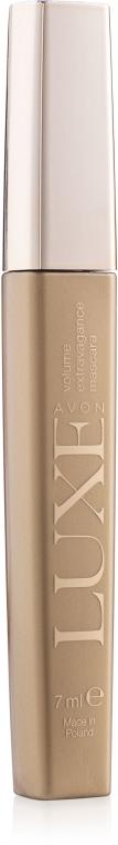 Tusz zwiększający objętość rzęs - Avon Luxe Mascara