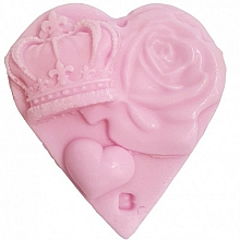 Kup Mydło glicerynowe - Bomb Cosmetics Queen Of Hearts Art of Soap