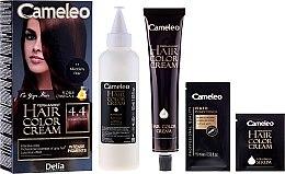 Kup Farba do włosów z olejem arganowym - Delia Cameleo
