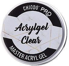 Kup Żel akrylowy do paznokci - Chiodo Pro Acryl Gel Clear Gel