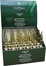Kup Odżywcze ampułki do pielęgnacji włosów - Rene Furterer Karite Nutri Treatment Dry Hair