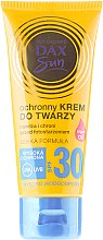 Kup Wodoodporny ochronny krem do twarzy SPF 30 - DAX Sun Protective Face Cream