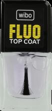 Kup Bezbarwny top coat do paznokci - Wibo Fluo Top Coat