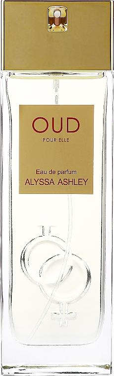 Alyssa Ashley Oud Pour Elle - Woda perfumowana — фото N1