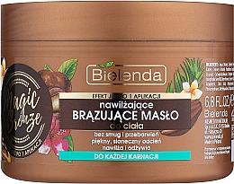 Kup Nawilżające brązujące masło do ciała - Bielenda Magic Bronze