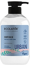 Kup Odżywczy balsam do wszystkich rodzajów włosów Kokos i Morwa - Ecolatier Urban Hair Balm