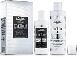 Kup System wzmacniający włosy podczas koloryzacji - L'Oreal Professionnel SmartBond Kit (additive 500 ml + 2 x pre-shamp 500 ml)