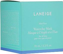 Kup Wodna maseczka z glinką zmniejszająca pory - Laneige Mini Pore Waterclay Mask