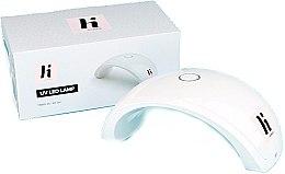 Kup Lampa UV LED do manicure'u hybrydowego - Hi Hybrid UV Led Lamp 10W
