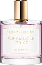 Kup PRZECENA! Zarkoperfume Purple Molecule 070.07 - Woda perfumowana *