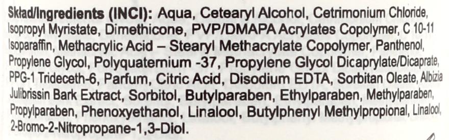 Termoochronny balsam-odżywka do włosów - Markell Cosmetics Protection Program — фото N3