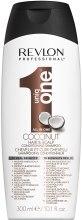 Kup Kokosowy szampon z odżywką - Revlon Professional Uniq One Coconut Conditioning Shampoo
