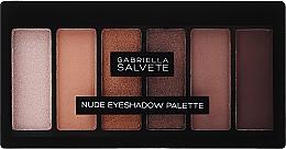 Kup Paletka cieni do powiek - Gabriella Salvete Nude Eyeshadow Palette