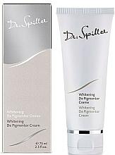 Kup Wybielający krem depigmentacyjny do twarzy - Dr. Spiller Whitening De Pigmentor Cream