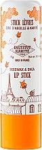 Kup Balsam do ust z woskiem pszczelim i masłem shea - Institut Karité Beeswax & Shea Lip Stick