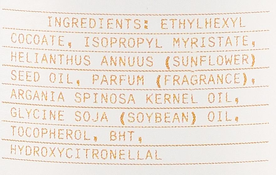 Suchy olejek arganowy do ciała - Beaute Mediterranea Argan Dry Body Oil — фото N3