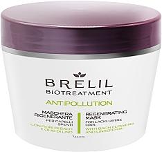Kup Regenerująca maska do włosów - Brelil Bio Treatment Antipollution Regenerating Mask