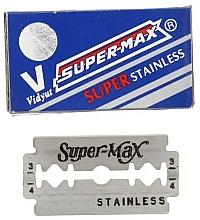 Kup Żyletki do golenia, 10 szt. - Super-Max Super Stainless DE Razor Blades